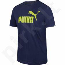 Marškinėliai Puma STYLE NO.1 LOGO M 83824124