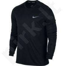 Marškinėliai bėgimui  Nike Miler Top Long-Sleeve M 833593-010