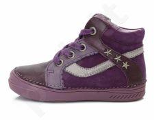 D.D. step violetiniai batai 31-36 d. 040419al