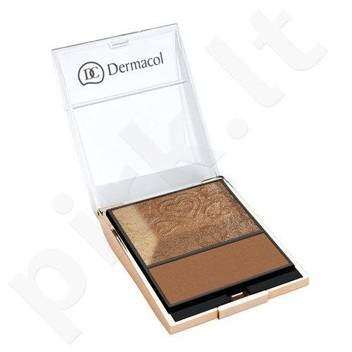 Dermacol veido bronzantas, kosmetika moterims, 9g