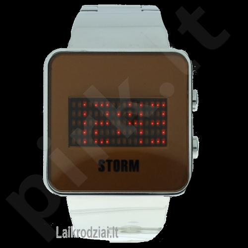 Vyriškas laikrodis STORM  BINARY BROWN