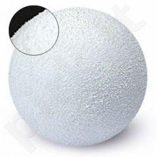 Stalo futbolo kamuoliukas Pro, baltas 36mm