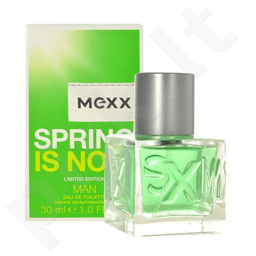 Mexx Mexx Spring is Now Man, EDT vyrams, 30ml