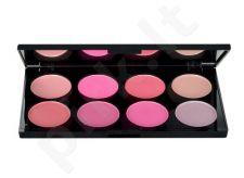 Makeup Revolution London Ultra skaistalai Palette, kosmetika moterims, 13g, (All About Pink)