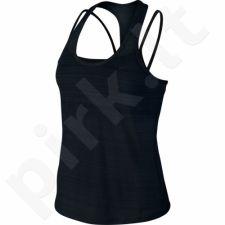 Marškinėliai treniruotėms Nike Victory Tank W 726457-010
