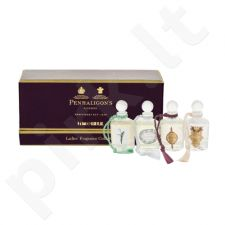 Penhaligon´s Fragrance Collection rinkinys moterims, (EDP Artemisia 5 ml + EDP Malabah 5 ml + EDP Ellenisia 5 ml + EDT Lily of the Valley 5 ml)