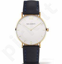 Universalus laikrodis Paul Hewitt PH-SA-G-Sm-W-11S