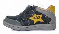D.D. step tamsiai mėlyni batai 28-33 d. da031364l