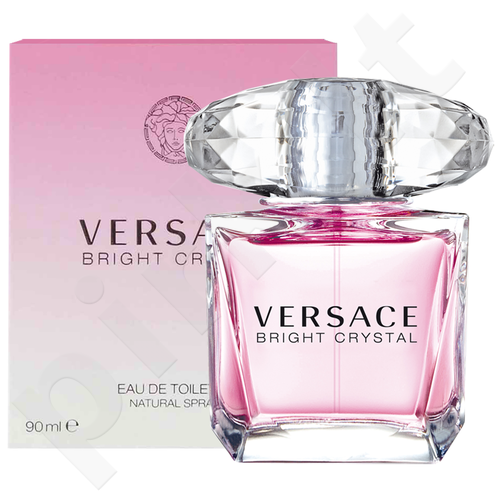 Versace Bright Crystal, EDT moterims, 200ml
