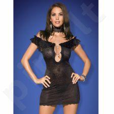 Suknelė Rebeka (juoda) L/XL