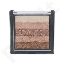 Makeup Revolution London švytėjimas veidui, kosmetika moterims, 7g, (Radiant)