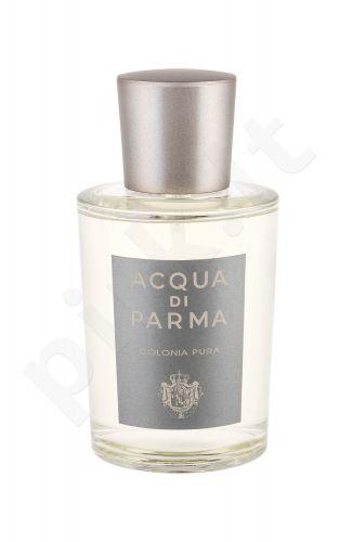 Acqua di Parma Colonia, Pura, Eau de odekolonas moterims ir vyrams, 100ml