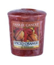 Yankee Candle Spiced Orange, aromatizuota žvakė moterims ir vyrams, 49g