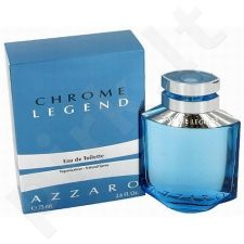 Azzaro Chrome Legend, tualetinis vanduo (EDT) vyrams, 125 ml
