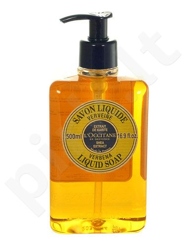 L´Occitane Verveine Liquid muilas, kosmetika moterims, 500ml