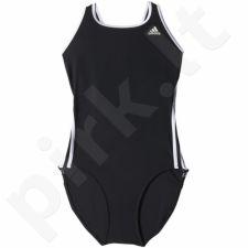 Maudymosi kostiumėlis Adidas 3-Stripes W S22895