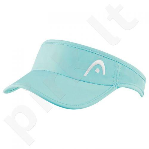 Snapelis nuo saulės  tenisui Head Pro Player Women's Visor W 287036