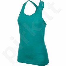 Marškinėliai Outhorn W TOL16-TSD619 žalio atspalvio