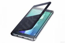Samsung Galaxy S6 EDGE+ S View dėklas CG928PBE juodas