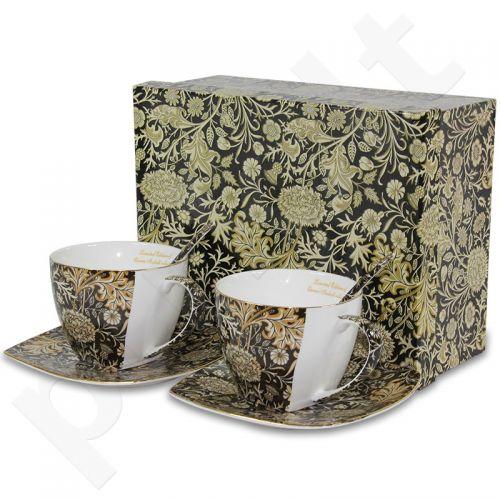 2 puodelių su lėkštute komplektas 105808
