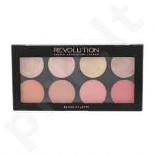 Makeup Revolution London Blush Palette, skaistalai moterims, 13g, (Blush Goddess)