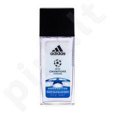 Adidas UEFA Champions League Arena Edition, dezodorantas vyrams, 75ml