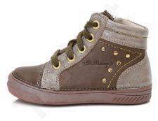 D.D. step bronziniai batai 31-36 d. 040420l