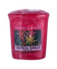 Yankee Candle Tropical Jungle, aromatizuota žvakė moterims ir vyrams, 49g