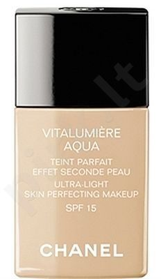 Chanel Vitalumiere Aqua Makeup No.20, kosmetika moterims, 30ml, (20 Beige)