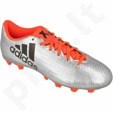 Futbolo bateliai Adidas  X 16.4 FxG M S75676