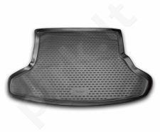 Guminis bagažinės kilimėlis TOYOTA Prius hb 2009-2015 black /N39043