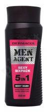 Dermacol Men Agent, Sexy Sixpack, dušo želė vyrams, 250ml