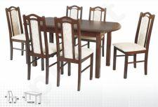 Stalas WENUS-P IV + 6 kėdės BOSS IX