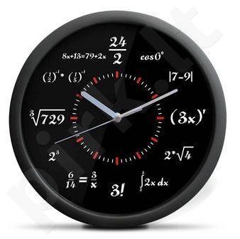 "Laikrodis ""Matematika"""