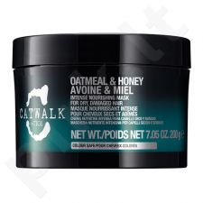Tigi Catwalk Oatmeal & Honey Nourishing Mask, kosmetika moterims, 200g