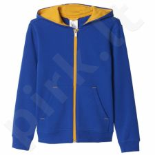 Bliuzonas  Adidas Youth Fanwear FZ Hoody Golden State Warriors Junior AX7766