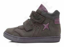 D.D. step violetiniai batai 28-33 d. da061630a