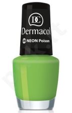 Nagų lakas  Dermacol Neon Polish, 5ml, (9, Salotinė)
