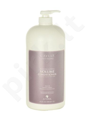 Alterna Caviar Bodybuilding Volume kondicionierius Fine Hair, kosmetika moterims, 2000ml