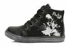 D.D. step juodi batai 28-33 d. da061637
