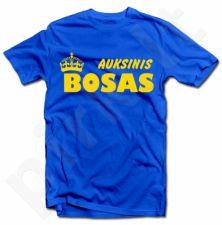 """Marškinėliai """"Auksinis bosas"""""""