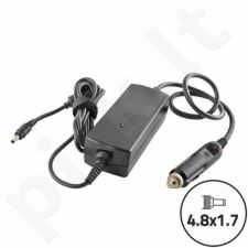 Qoltec Car Adapter for notebook HP 90W | 18.5V | 4.9A | 4.8*1.7