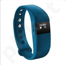 "Acme Activity tracker ACT05B 0.49"" OLED, Blue, Bluetooth, Built-in pedometer, Heart rate monitor, Waterproof, 120 g"