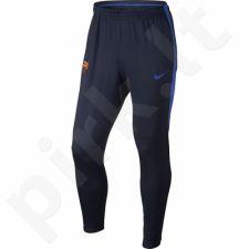 Sportinės kelnės futbolininkams Nike FC Barcelona Dry Squad Top SS M 808950-451