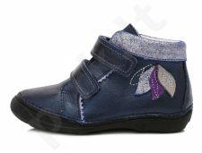 D.D. step tamsiai mėlyni batai 31-36 d. 046608l