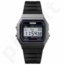 Vyriškas, Moteriškas laikrodis SKMEI  1412 TN Titanium