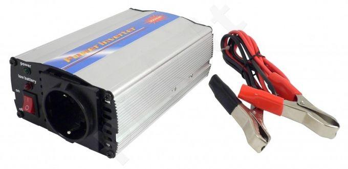 Automobilinis 12V įtampos keitiklis (konverteris) iki 300W