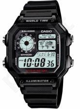 Laikrodis Casio AE-1200WH-1A