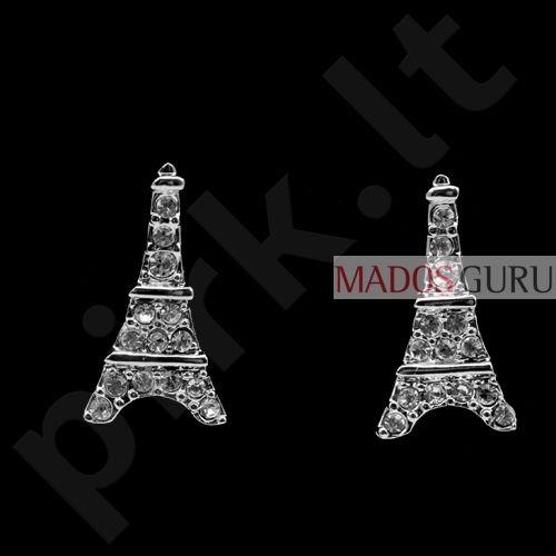 """Auskarai """"Eifelio bokštas"""