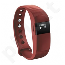 "Acme Activity tracker ACT05R 0.49"" OLED, Red, Bluetooth, Built-in pedometer, Heart rate monitor, Waterproof, 120 g"